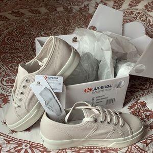 Superga Medium Height Sneakers